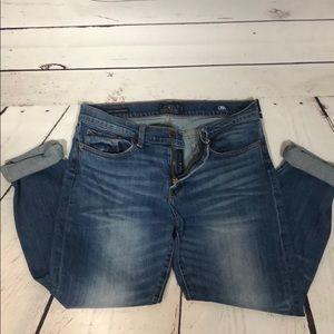 Lucky Sienna Slim boyfriend jeans